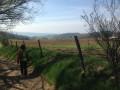 Grande boucle des 3 clochers dans les Monts du Lyonnais