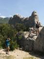 Autour du rocher Saint Julien