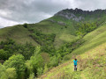Sur les hauteurs d'Escot