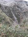 La cascade de l'Aitzondo