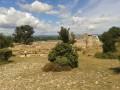 The ruins of Saint Jean de Rouzigues