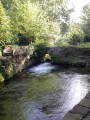 The source of the Eure