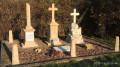 Tombes de soldats allemands