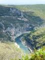 Toujours les gorges de l'Ardèche