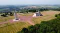 Le sentier de la Motte de Notre-Dame de Lorette