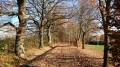 Traversée champêtre du lotissement Bretagne à Heillecourt