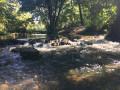 traversée rivière