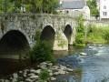 Treignes: le pont sur le Viroin