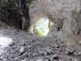 Trou de la Chapelle : l'arche