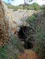 Tunnel de l'ancienne voie de chemin de fer