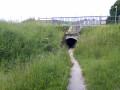Tunnel sous voie ferrée