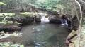 Un bel endroit pour un plongeon dans l'eau fraîche