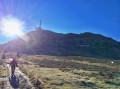 Le Puy de Dôme par la face Nord