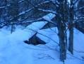 Raquettes au Col d'Aliénard