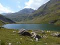 Lacs Égorgéou et Baricle depuis l'Échalp