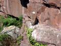 Peñas de Itsusi depuis le Col de Mehatze