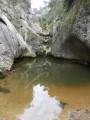 Une autre cuve plus en amont dans les gorges