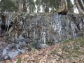 Une cascade de stalactite