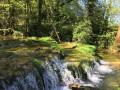 Grottes de Baume-les-Messieurs par les Belvédères