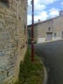 Une rue de Chenay