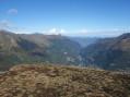 Vallée de Luz-Saint-Sauveur, Pic du Cabaliros et Pic de Viscos