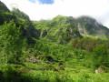 Etang d'Eychelle et Cabane d'Eychelle