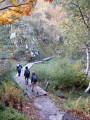 Vers la grotte de Dagobert