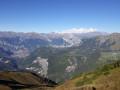 Vers le Mont Charvin