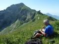 Vers le Mont TRELOD