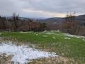 Les Monts du Lyonnais à partir de Marcy-l'Étoile