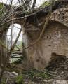 Vestige de la chapelle du château fort de Marigny