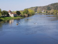 Circuit de la Croix Blanche et découverte du vélorail à Chauvigny