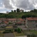 Vestiges du château de Vignory