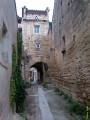 Rue du porche, passage vouté