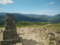 View from Loughrigg Fell over Grasmere