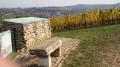 Vignoble sur les hauteurs de Novéant