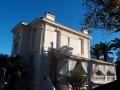 Dans le quartier de Fabron à Nice