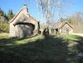 Village abandonné de Clédat