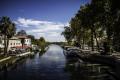 Entre Canal du Midi et vignoble au départ de Villeneuve-les-Béziers