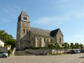 Villers Allerand. L'église
