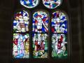 Vitrail de la chapelle Locmaria Grâce