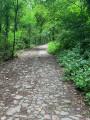 Voie romaine, promenade des Royadères