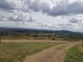 Vu sur la vallé près de Bouxières