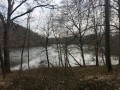 Vue de l'étang du Moilin à Renard