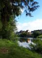 La Creuse et les bois autour d'Argenton-sur-Creuse