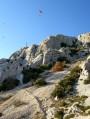 La Sainte-Victoire par le Sentier Forcioli et le Garagaï