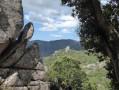 Castellu di Baricci (Foce Bilzese)