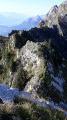 Vue depuis le Golet de la Trouye