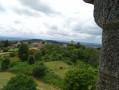 vue depuis le haut de la tour