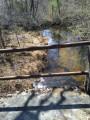 Vue depuis le pont de l'araba